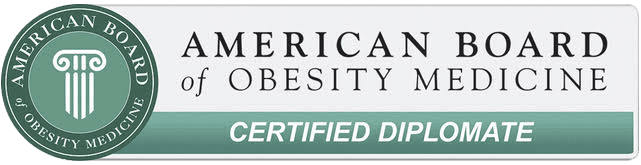 Obesity certification from American board of obesity medicine