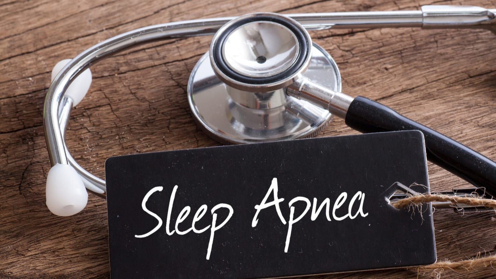 Stethoscope and sleep apnea