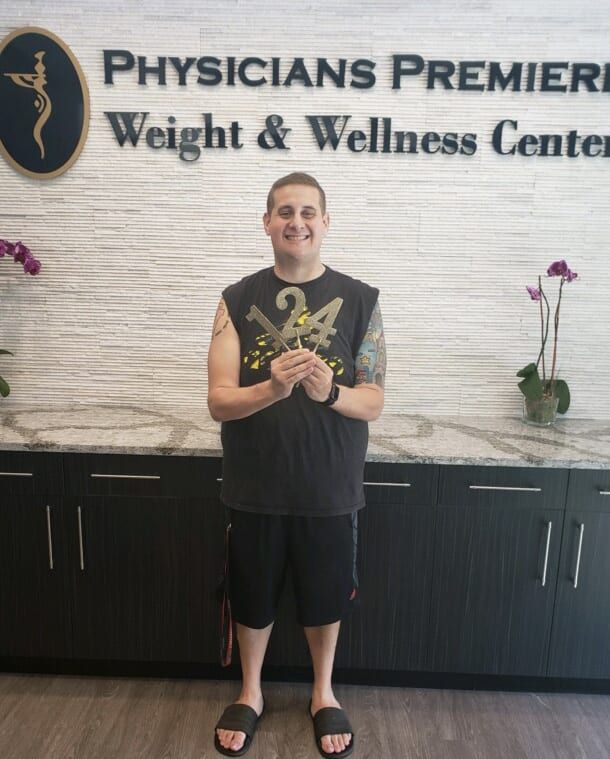 Patient of Physicians Premiere Weight & Wellness Center