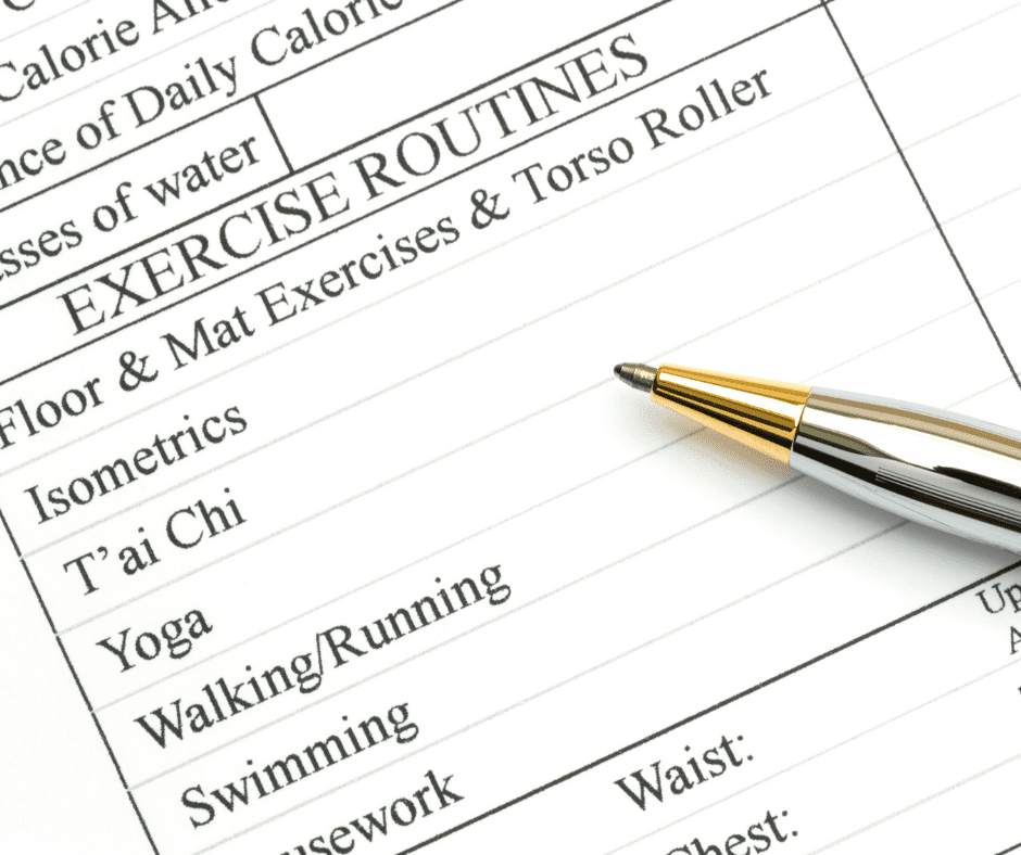 What is the best exercise routine for weight loss?